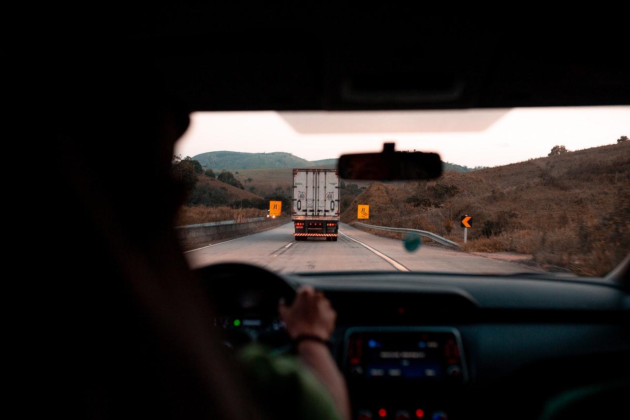 Lej en varevogn for at nå dine ting